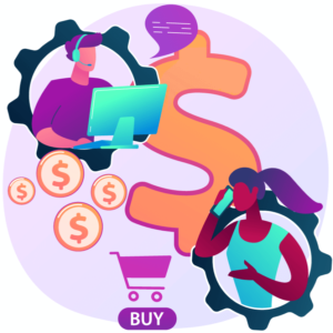 Sales Funnel-Customer Journey Conversion